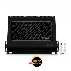 "CALEFACTOR ELECTRICO LILIANA ""TURBOGLASS"""