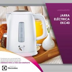 PAVA ELECTRICA ELECTROLUX EKC40